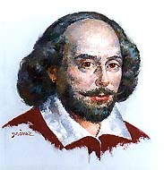 New Shakespeare Portrait